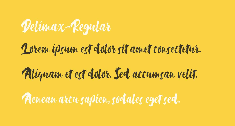 Delimax-Regular