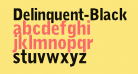 Delinquent-Black