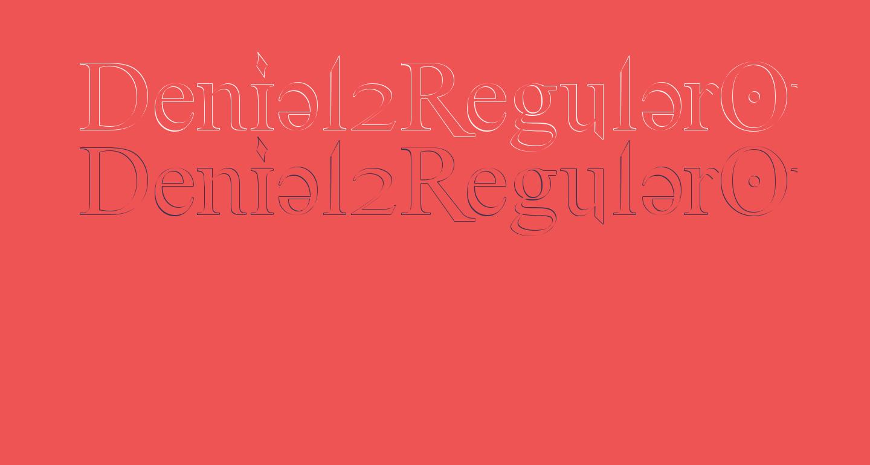 Denial2RegularOutline