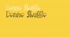 Denne Shuffle