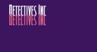 Detectives Inc