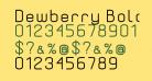 Dewberry Bold