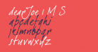 dearJoe 1 M&S