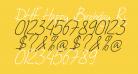 DHF Happy Birthday Ryan Italic