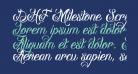 DHF Milestone Script Demo