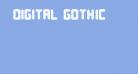 DIGITAL GOTHIC
