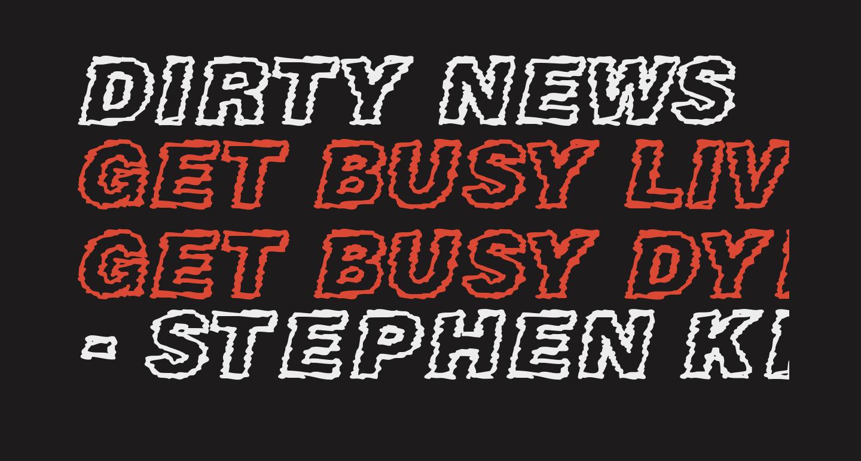 DIRTY NEWS