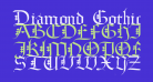 Diamond Gothic