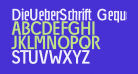 DieUeberSchrift-Gequetschtreduc