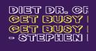 Diet Dr. Creep