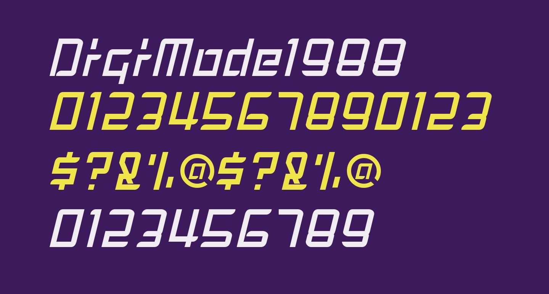 DigiMode1988
