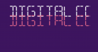 Digital Computer Bold Italic