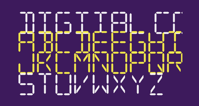 Digital Computer Italic