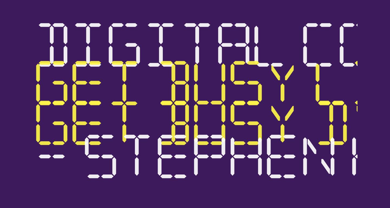 Digital Computer Light