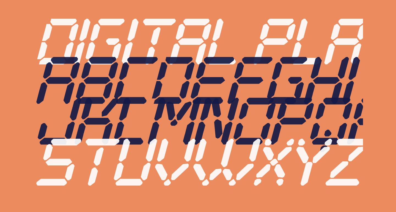 Digital Play Italic St