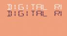 Digital Readout ExpUpright