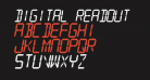 Digital Readout Thick