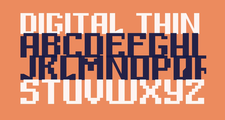 Digital Thin