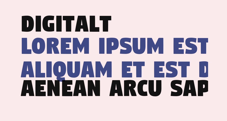 Digitalt