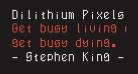 Dilithium Pixels NBP Regular