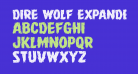 Dire Wolf Expanded
