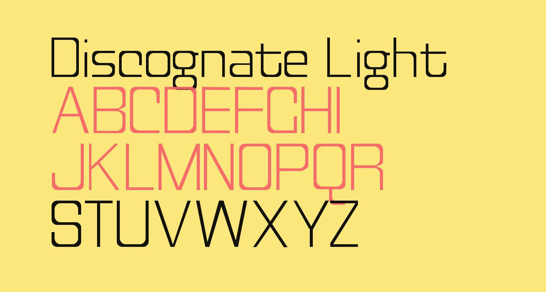 Discognate Light