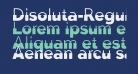 Disoluta-Regular