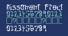 Dissonant Fractured
