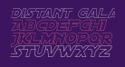 Distant Galaxy AltOutline Italic