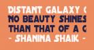 Distant Galaxy Condensed