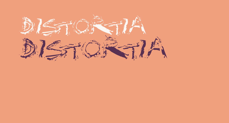 Distortia