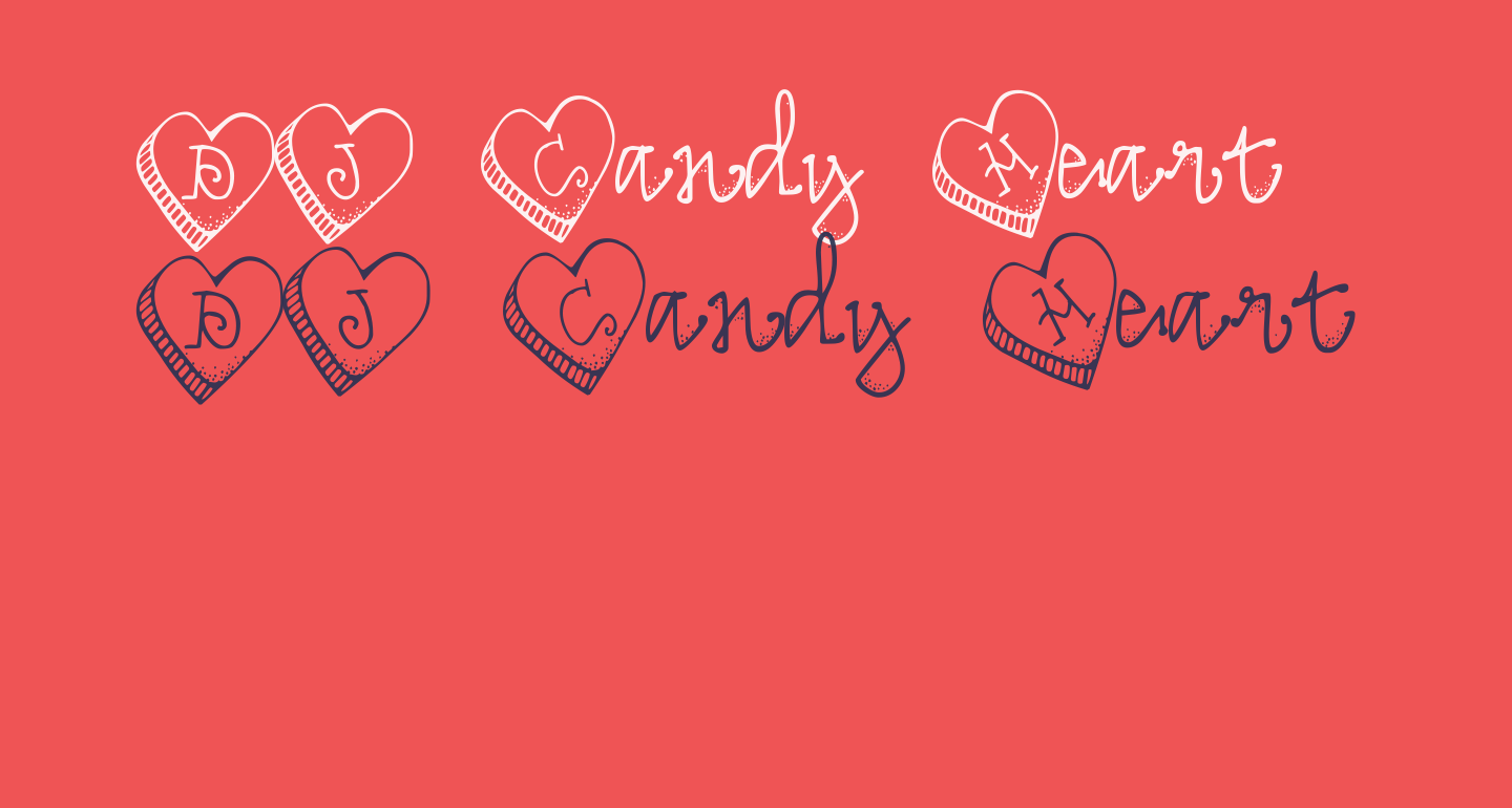 DJ Candy Heart