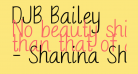 DJB Bailey