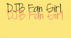 DJB Fan Girl