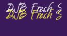 DJB Fresh Start Bold