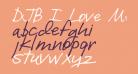 DJB I Love Me Some Brook