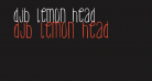 DJB Lemon Head