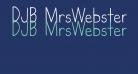 DJB MrsWebster