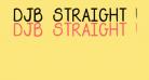 DJB Straight Up Now