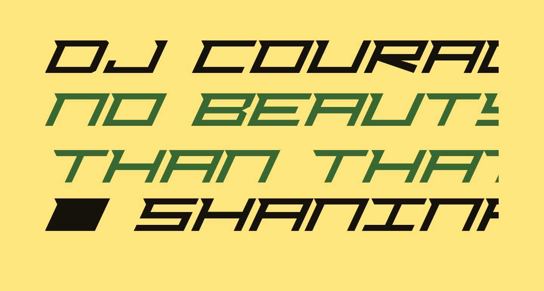 Dj Courageous