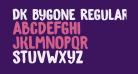 DK Bygone Regular