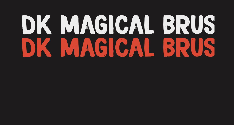 DK Magical Brush Regular