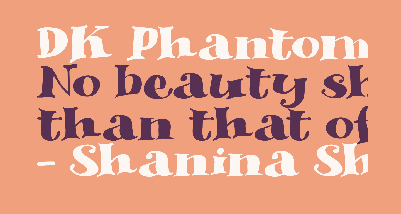 DK Phantom Peach Regular