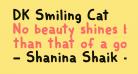 DK Smiling Cat