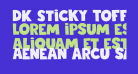 DK Sticky Toffee Regular