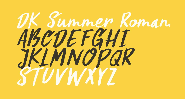 DK Summer Romance Regular