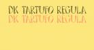 DK Tartufo Regular