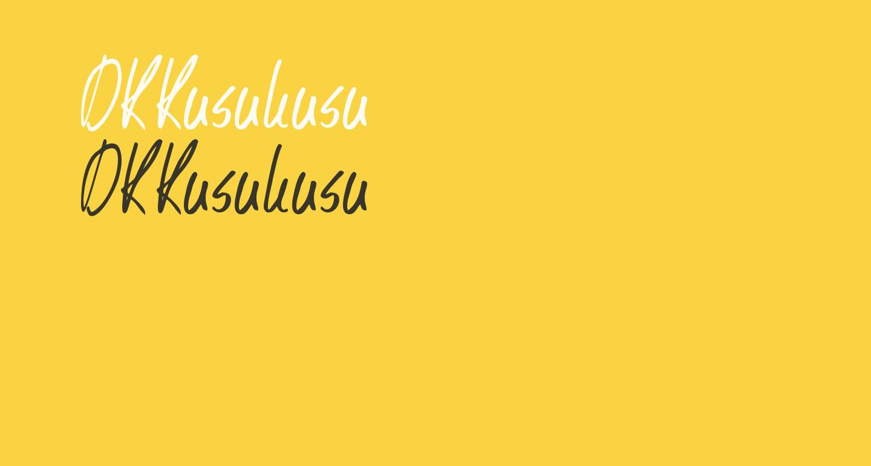 DKKusukusu