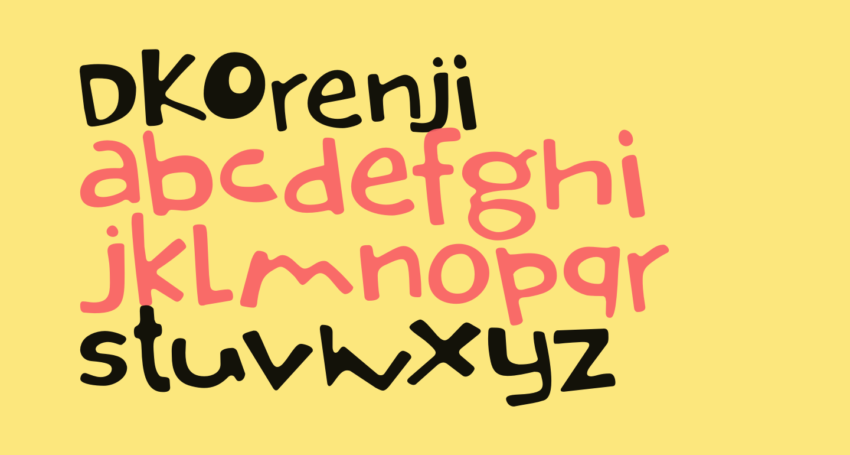 DKOrenji