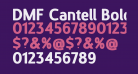 DMF Cantell Bold